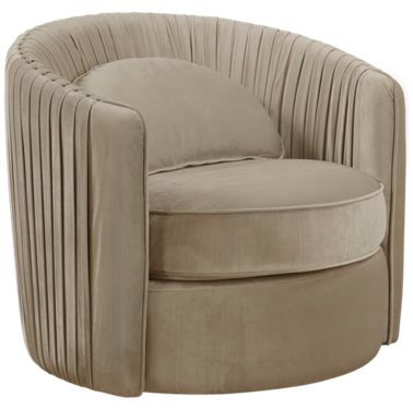 Fine Accentrics Home Small Spaces Swivel Accent Chair Caraccident5 Cool Chair Designs And Ideas Caraccident5Info