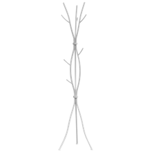 "Monarch Specialties 74"" Coat Rack"