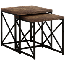 Monarch Specialties Nesting Tables