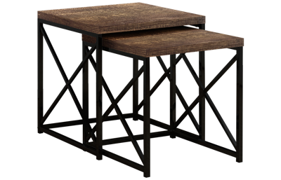 Monarch Specialties Nesting Tables Set