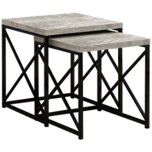 Monarch Specialties Nesting Table