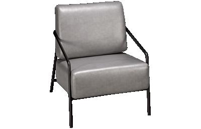 Accentrics Home Modern Authentics Flint Accent Chair