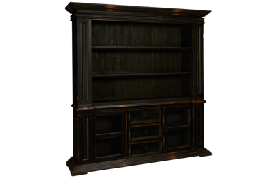 Horizon Old World China Cabinet