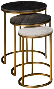 Riverside Accent Nesting Tables