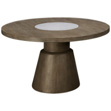 Accentrics Home Tru Modern Round Table