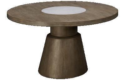 Accentrics Home Tru Modern Round Table