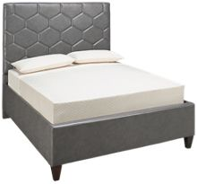 Accentrics Home City Chic Queen Geometric Bed