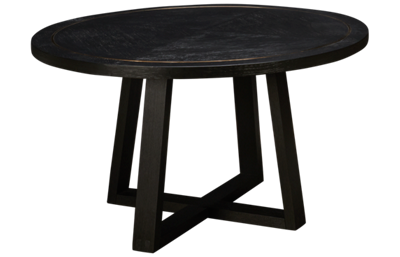 Accentrics Home Tru Modern Round Home Table