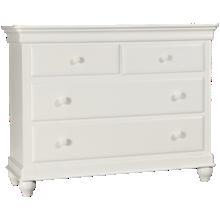 Universal Classics 4 Drawer Dresser