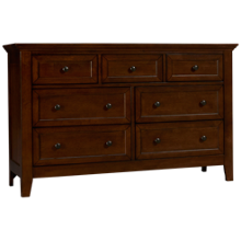 Intercon San Mateo 7 Drawer Dresser