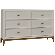 Legacy Classic Rachael Ray Chelsea 6 Drawer Dresser