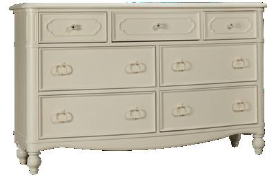 Legacy Classic Harmony 7 Drawer Dresser