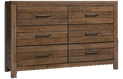 Legacy Classic Summer Camp 6 Drawer Dresser