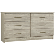 Flotation Innovations Manchester 6 Drawer Dresser