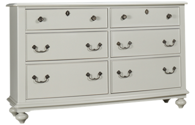 Legacy Classic Inspirations 6 Drawer Dresser