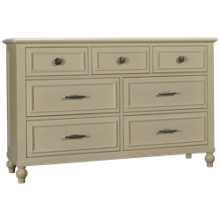 Legacy Classic Lake House 7 Drawer Dresser
