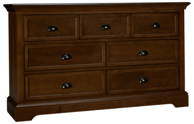 Winners Only Tamarack 7 Drawer Dresser