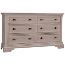 Westwood Designs Olivia 6 Drawer Dresser