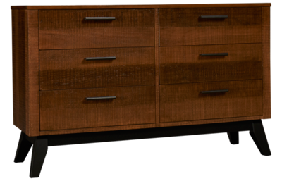 Westwood Designs Urban Rustic 6 Drawer Dresser
