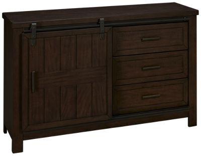 Liberty Furniture Thornwood Hills Liberty Furniture Thornwood Hills 3 Drawer  1 Door Dresser   Jordanu0027s Furniture