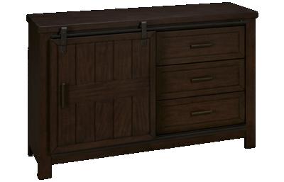 Liberty Furniture Thornwood Hills 3 Drawer 1 Door