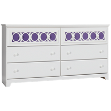 Ashley Zayley 6 Drawer Dresser