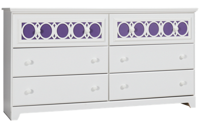Ashley Zayley 6 Drawer Dresser