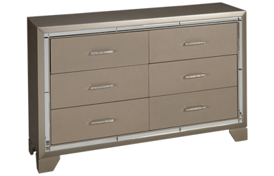 Ashley Lonnix 6 Drawer Dresser