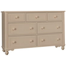 Legacy Classic Summerset 7 Drawer Dresser