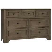Legacy Classic Farm House 7 Drawer Dresser