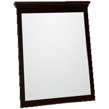 Maxwood Furniture Boston Panel Mirror
