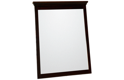 Maxwood Furniture Boston Panel Mirror