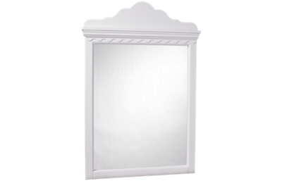 Hillsdale Furniture Lauren Vertical Mirror