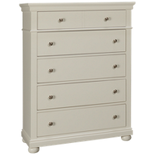 Legacy Classic Canterbury 5 Drawer Chest