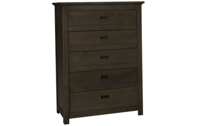 Oak Furniture West Owen 5 Drawer Chest