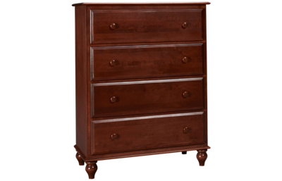 Oak Designs Surf City 4 Drawer Chest