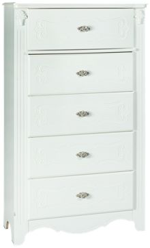 Ashley Exquisite 5 Drawer Chest