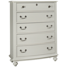 Legacy Classic Inspirations 5 Drawer Chest