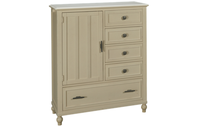 Legacy Classic Lake House 5 Drawer 1 Door Chest