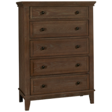 Westwood Designs Leland 5 Drawer Chest