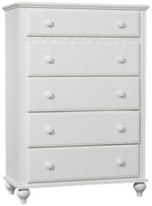 Hillsdale Furniture Lauren 5 Drawer Chest