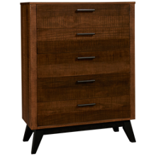 Westwood Designs Urban Rustic 5 Drawer Chest