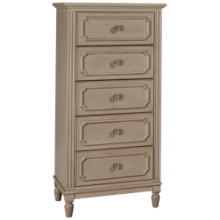 Legacy Classic Emma 5 Drawer Lingerie Chest