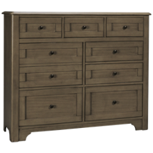 Legacy Classic Farm House 9 Drawer Bureau