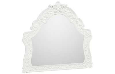 Ashley Exquisite Mirror with Scroll Detail