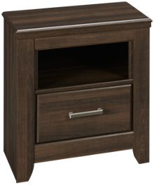 Ashley Juararo 1 Drawer Nightstand
