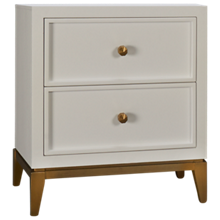 Legacy Classic Rachael Ray Chelsea 2 Drawer Nightstand