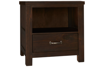 NE Kids Highlands 1 Drawer Nightstand