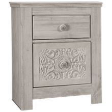 Ashley Paxberry 2 Drawer Nightstand