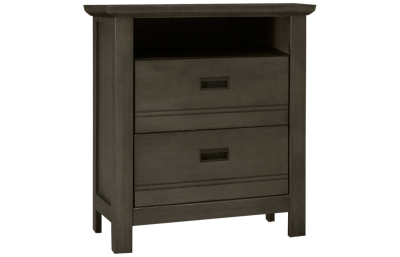 Oak Furniture West Owen Nightstand